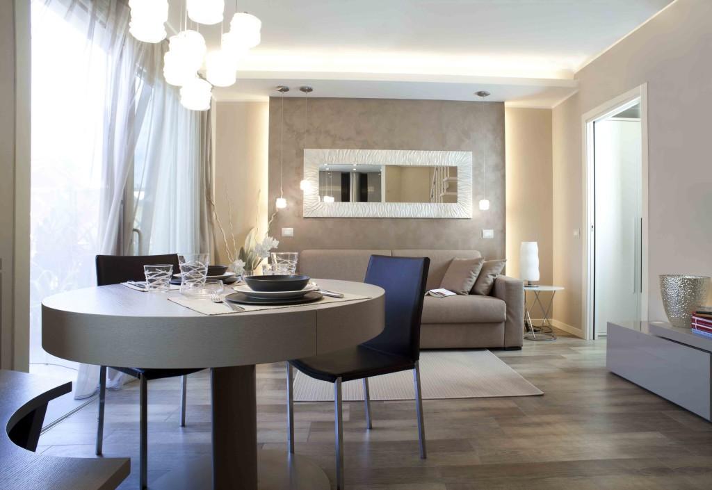 Andora appartamenti bilocali nuova costruzione for Foto di appartamenti arredati