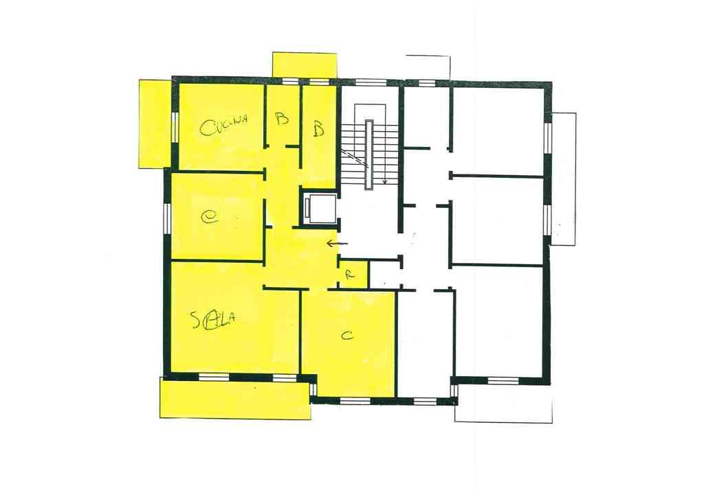 Alassio appartamento da ristrutturare immobiliare punto for Migliori piani casa 2017